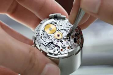 Laboratorio di orologeria